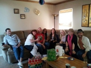 Jeff, Sharon, STan, Jordan, Casey, Heidi, Alison, Bob 2013