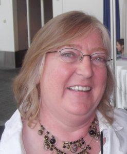 Brenda Huettner Headshot